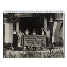 Suffrage Wall Calendar #2
