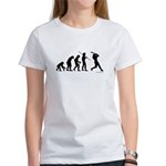Baseball Evolution Women's T-Shirt