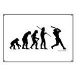 Baseball Evolution Banner