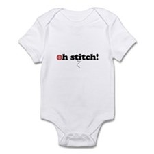 oh stitch! Infant Bodysuit