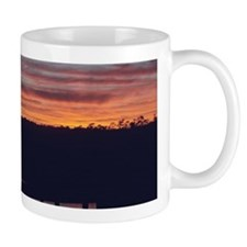 Sunset Dock Mug