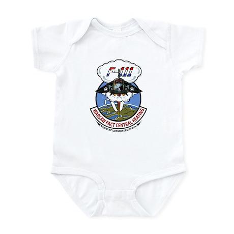 F-111 Heat Infant Bodysuit