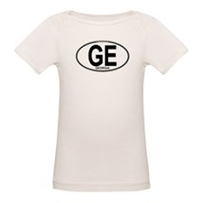 Georgia Euro Oval (plain) Tee