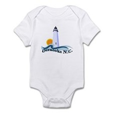 Ocracoke NC Infant Bodysuit