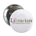 "Librarian 2.25"" Button (100 pack)"