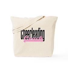 Cheerleading Coach Pink Tote Bag