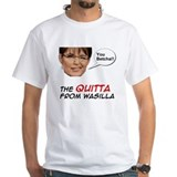 Sarah Palin is a Quitta! Shirt