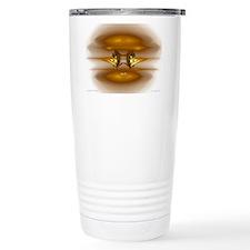 """""""Gazebo"""" Ceramic Travel Mug"""