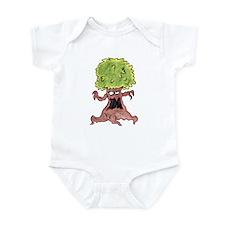 Tree Monster Infant Bodysuit
