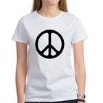 Black CND logo Women's T-Shirt