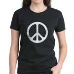 White CND logo Women's Dark T-Shirt