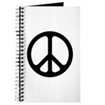Black CND logo Journal
