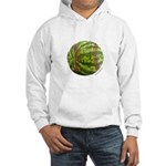 Baseball Melon Hooded Sweatshirt