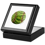 Baseball Melon Keepsake Box