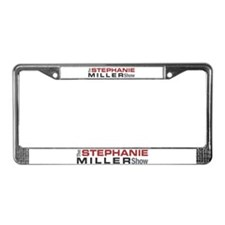 Cute Stephanie License Plate Frame
