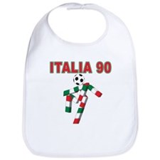 Retro 1990 Italia world cup Bib