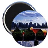 "Cute Martini 2.25"" Magnet (10 pack)"