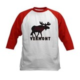 Vermont Moose Tee