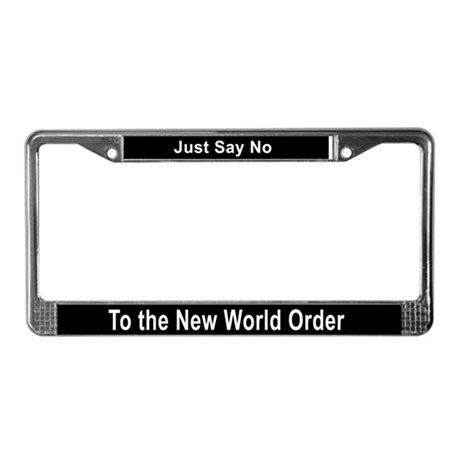 Just Say No to The NWO