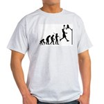 Basketball Evolution Light T-Shirt
