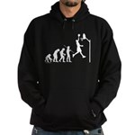 Basketball Evolution Hoodie (dark)