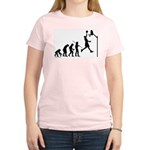 Basketball Evolution Women's Light T-Shirt