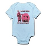 Cute Frank zappa quotation Infant Bodysuit