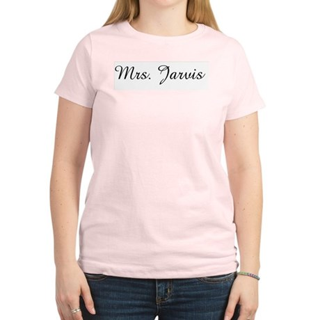Mrs. Jarvis Women's Light T-Shirt