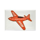 1941 Miami Air Show Rectangle Magnet (100 pack)