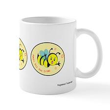 Angry Bee Has Sting! - Mug