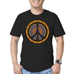 CND Psychedelic3 Men's Fitted T-Shirt (dark)