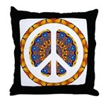 CND Psychedelic3 Throw Pillow