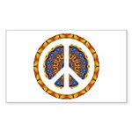 CND Psychedelic3 Rectangle Sticker 10 pk)