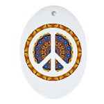 CND Psychedelic3 Oval Ornament