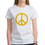 Yellow CND logo Women's T-Shirt