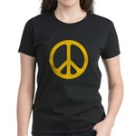 Yellow CND logo Women's Dark T-Shirt