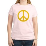 Yellow CND logo Women's Light T-Shirt