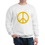 Yellow CND logo Sweatshirt