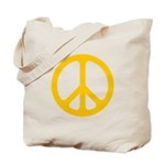 Yellow CND logo Tote Bag