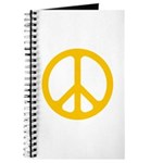 Yellow CND logo Journal