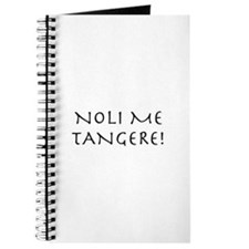 Noli Me Tangere! Journal