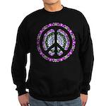 CND Floral3 Sweatshirt (dark)