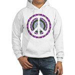 CND Floral3 Hooded Sweatshirt