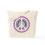 CND Floral3 Tote Bag