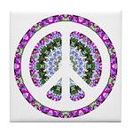 CND Floral3 Tile Coaster