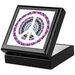 CND Floral3 Keepsake Box