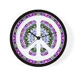 CND Floral3 Wall Clock