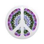 CND Floral3 Ornament (Round)