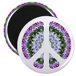 CND Floral3 Magnet