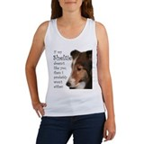 Friendly Sheltie Women's Tank Top